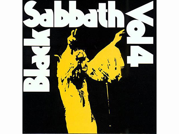 """Snowblind"" by Black Sabbath"