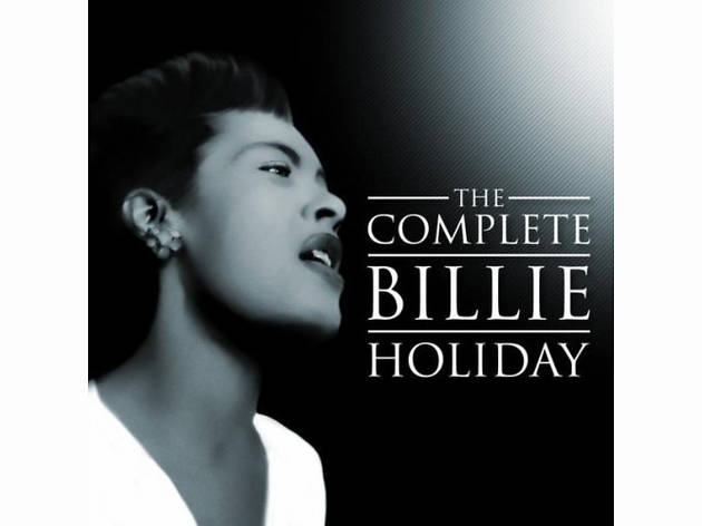 """""""I've Got My Love to Keep Me Warm"""" by Billie Holiday"""