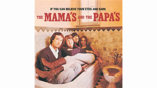 """""""California Dreamin'"""" by the Mamas and the Papas"""