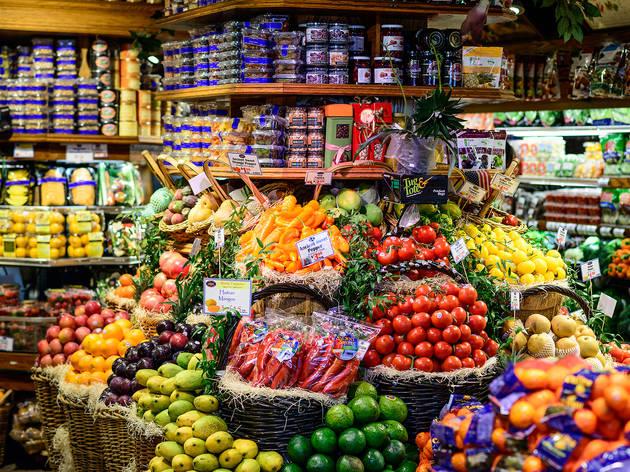 East Village: St. Mark's Market