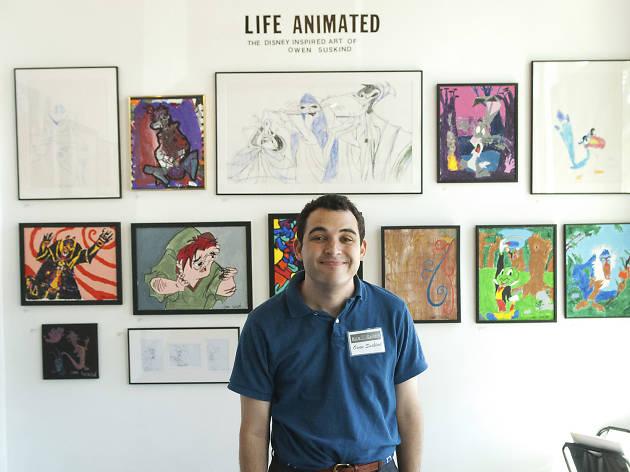 Life, Animated image