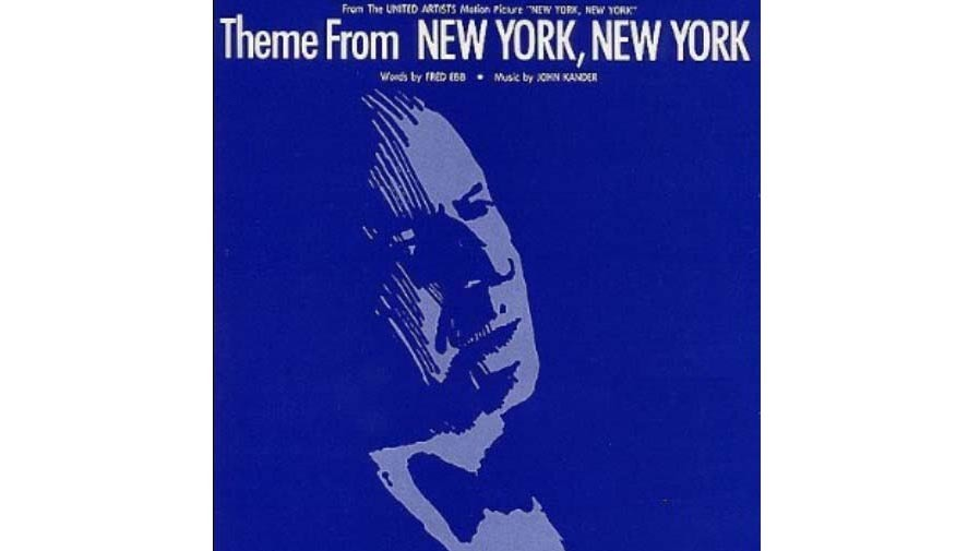 """Theme from New York, New York"" by Frank Sinatra (1980)"