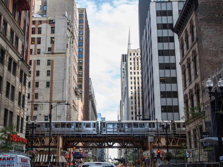 Chicago Architectural Aficionados Bus Tour
