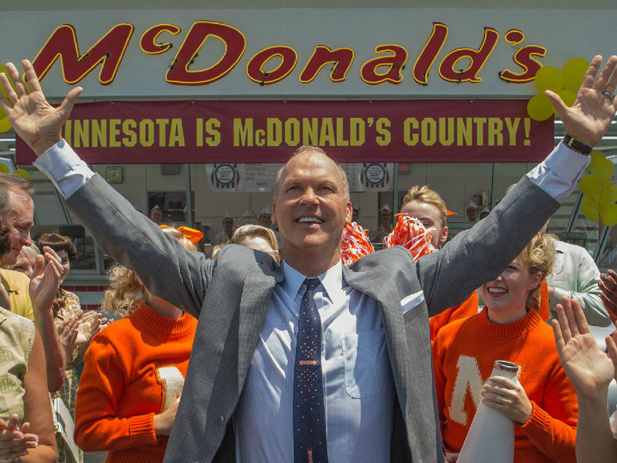 McDonald's movie The Founder gives franchise mogul Ray Kroc a good grilling