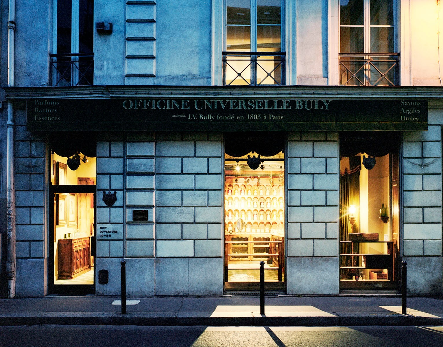 Officine Universelle Buly 1803