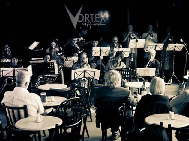 MOJO - Moderately Optimistic Jazz Orchestra