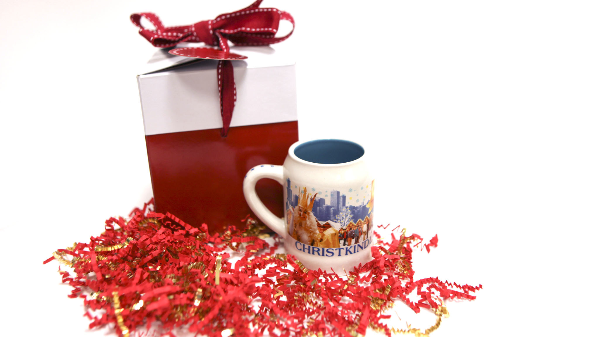 Christkindlmarket reveals its 2016 mug