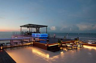 Three Sixty Revolving Restaurant and Rooftop Bar