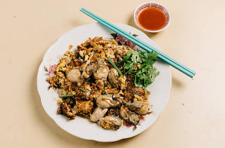 Lim's Fried Oyster