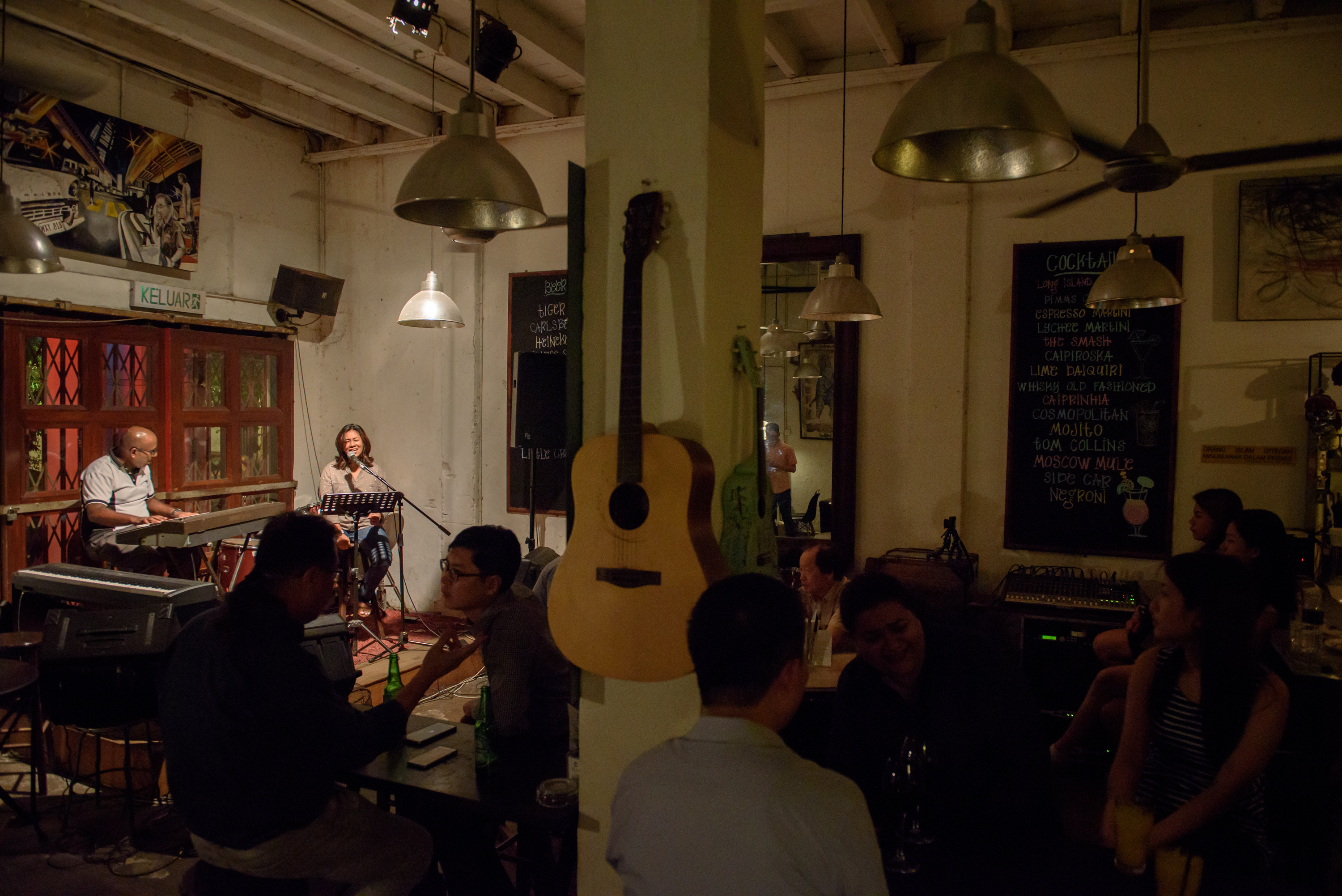 Live music: The Canteen at ChinaHouse
