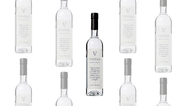 [Vodka] Vestal Appellation Pomorze