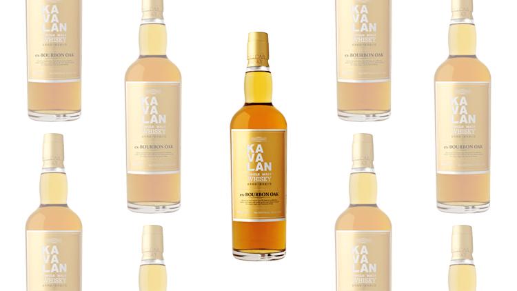 [Whisky] Kavalan Ex-Bourbon Oak
