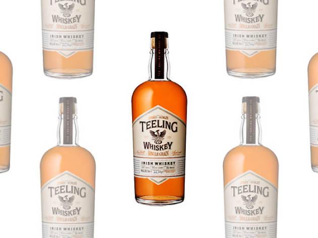 [Whisky] Teeling Single Malt Whiskey (Wine casks)
