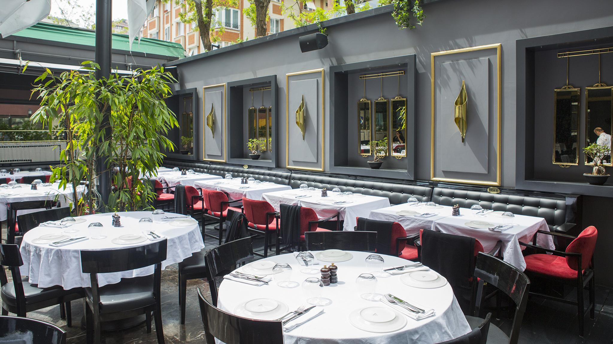 Bağdat Caddesi'ndeki Brasserie Noir