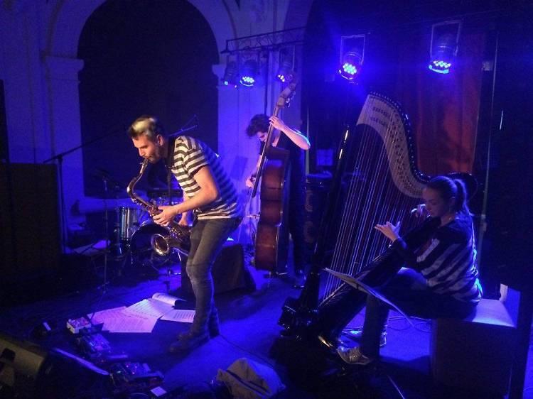 Geoffrey Secco : Concert sous hypnose