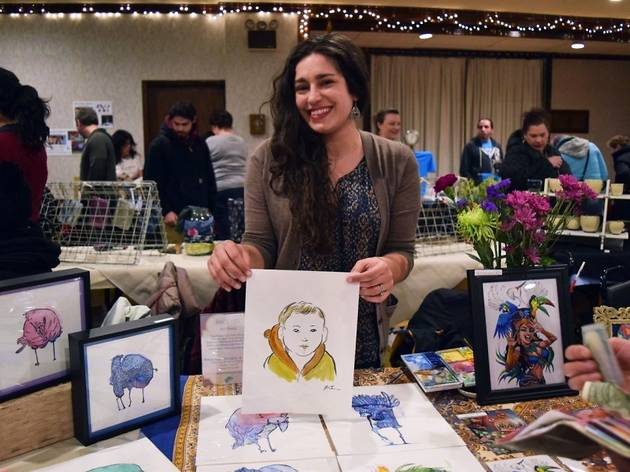 Ridgewood Market Holiday Night Bazaar