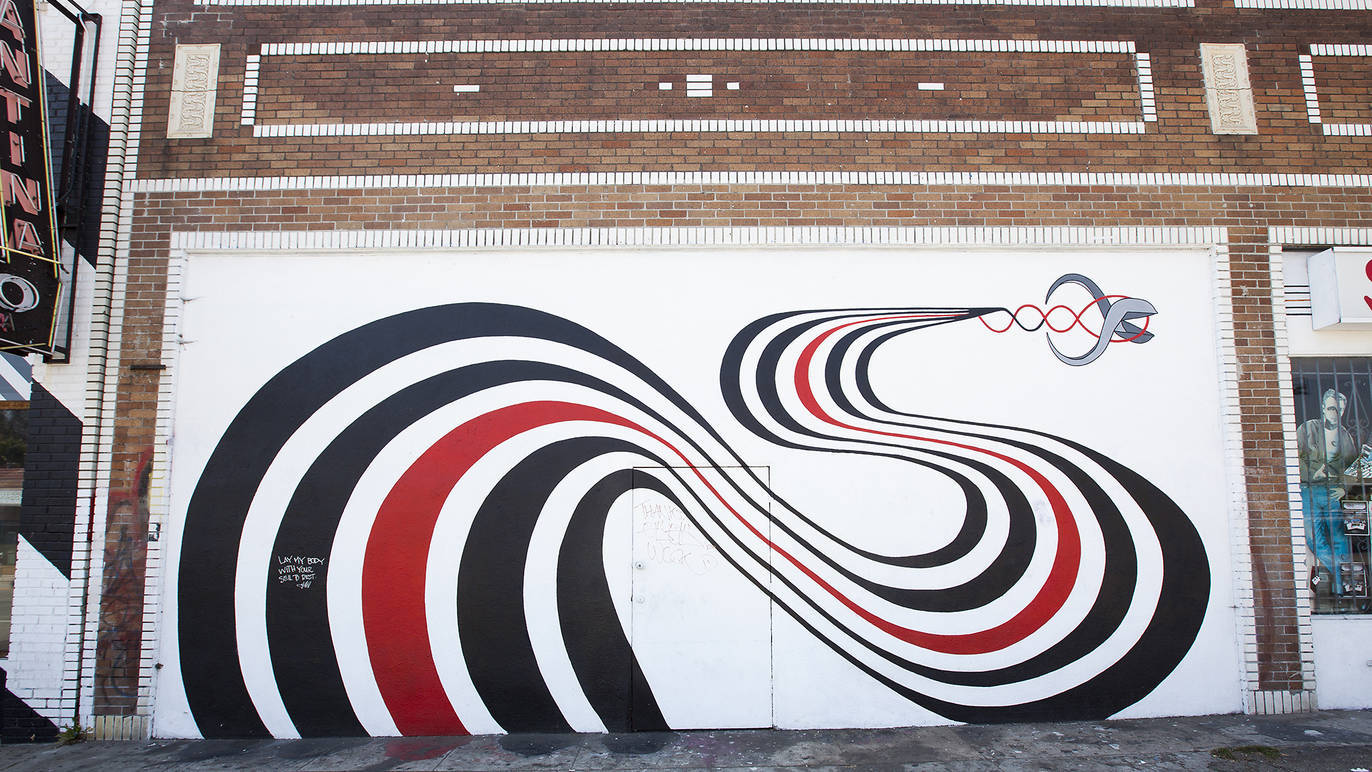 Time out los angeles la events activities things to do for Elliott smith mural