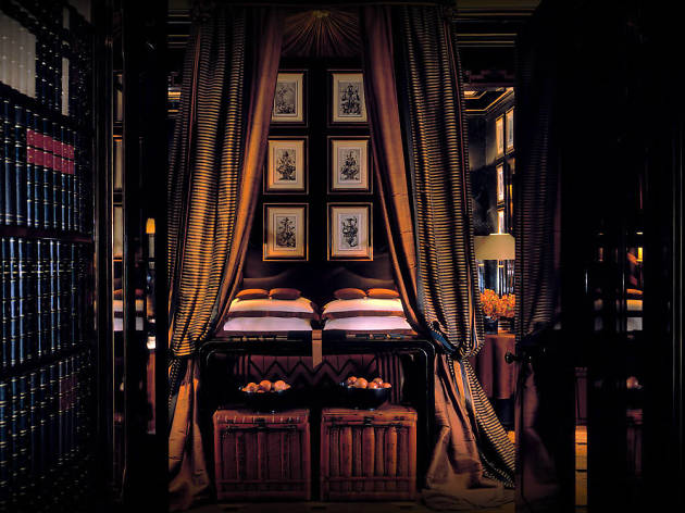 London's romantic hotels