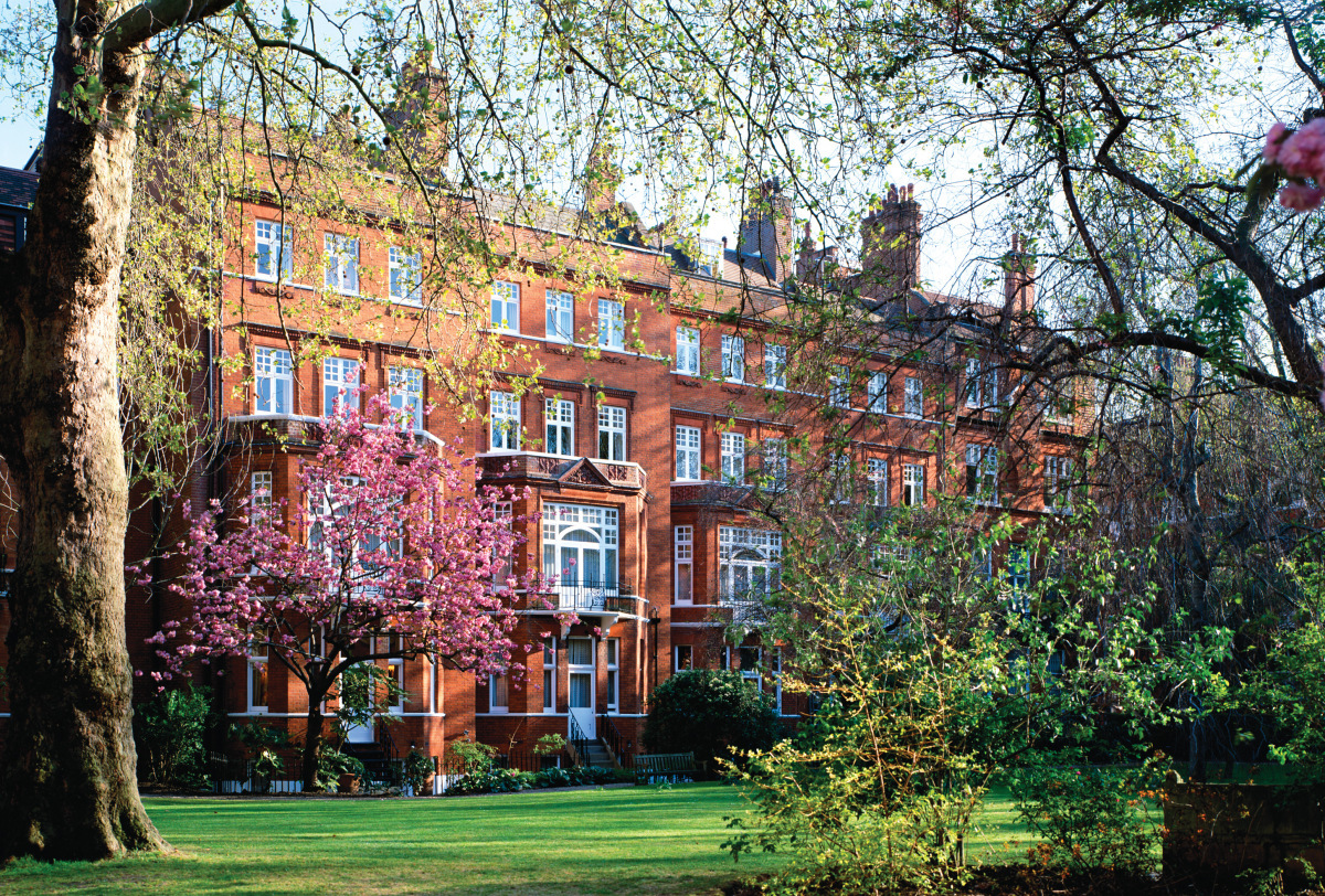 Draycott hotel, best romantic hotels in London