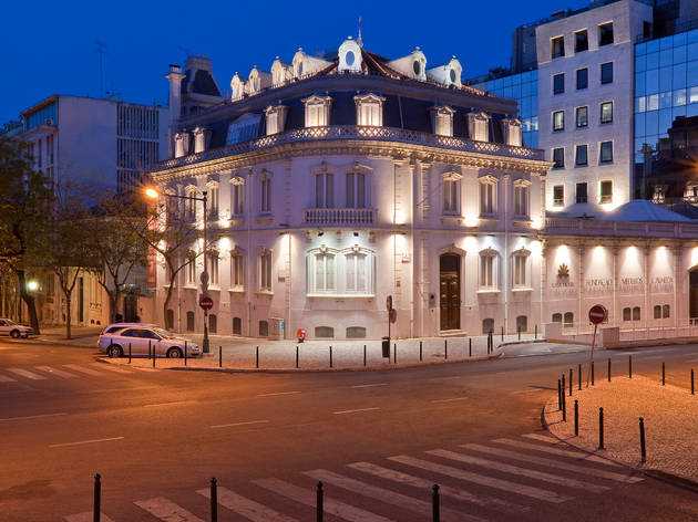 Casa Museu Medeiros e Almeida