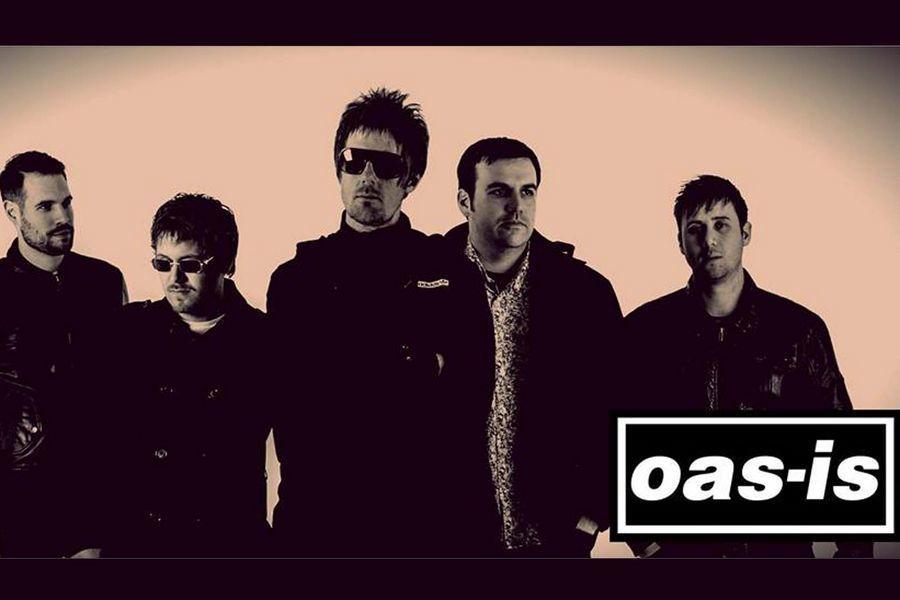 Oas-is:Oasis Tribute