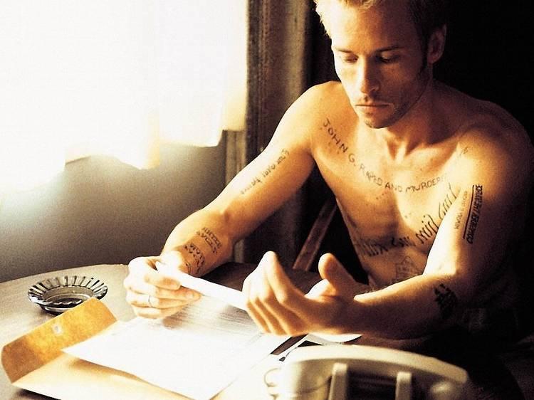 'Memento', Christopher Nolan