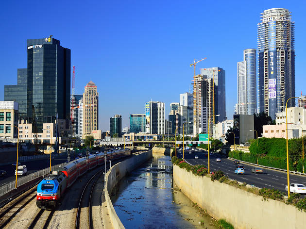 Top five day trips by train (from Tel Aviv)