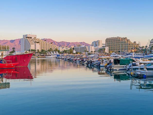 48 hours in Eilat: reefs, restaurants, and relaxation