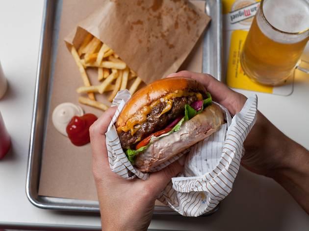 America  Burger