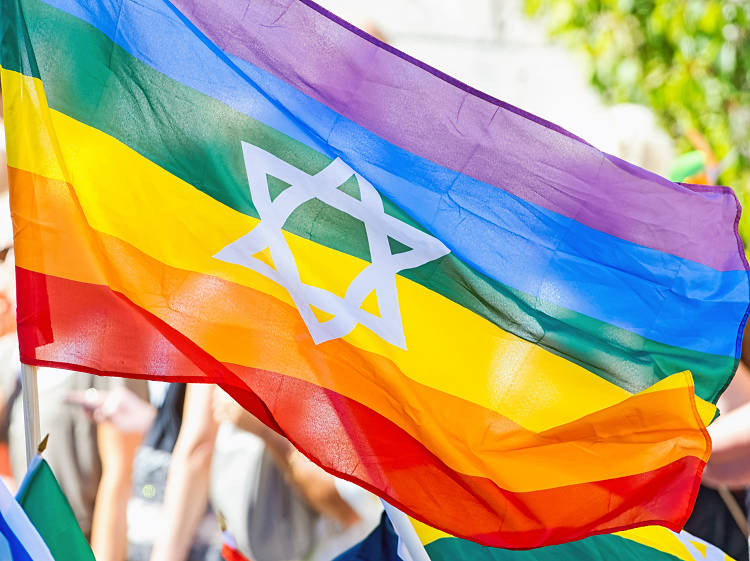 Gay Israel: get your gay on in the Holy Land