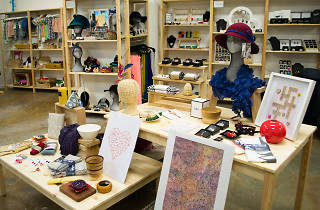 Homewares, art and accessories on display at Trove Canberra
