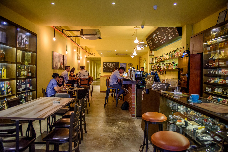Penang's best bars