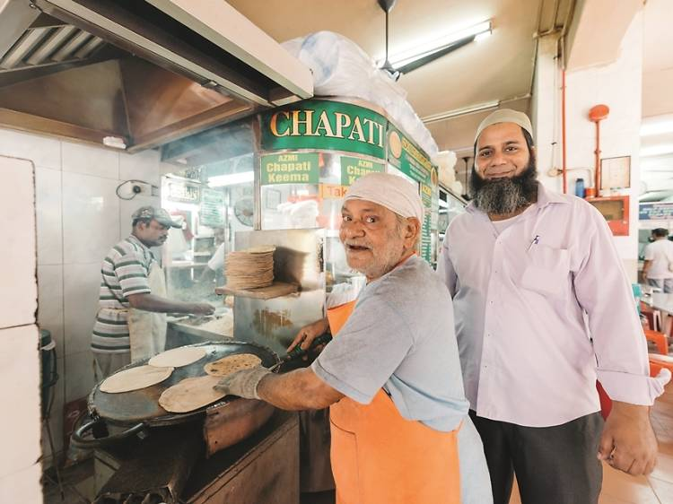 Seven pioneer hawkers who've been around since your parents' time