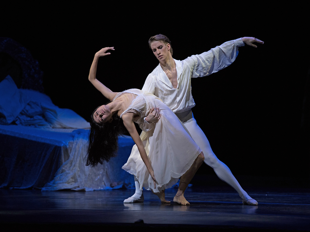 Review: Hong Kong Ballet's Lady of the Camellias
