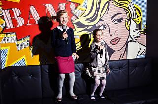 BAM karaoké box kids pour les enfants