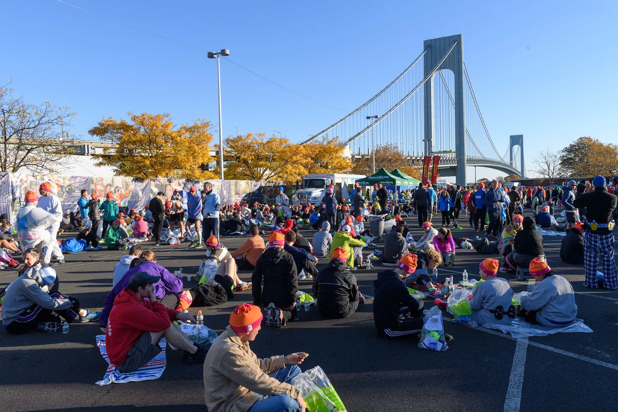 NYC Marathon 2016 photos