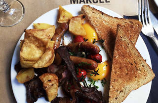 Marcel Brunch Full English