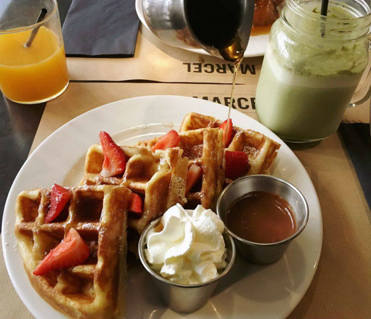 Marcel Brunch Waffles