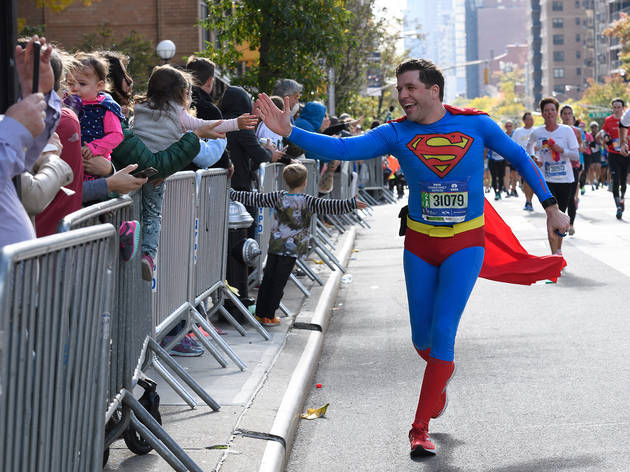The 38 best marathon photos from the 2016 NYC Marathon
