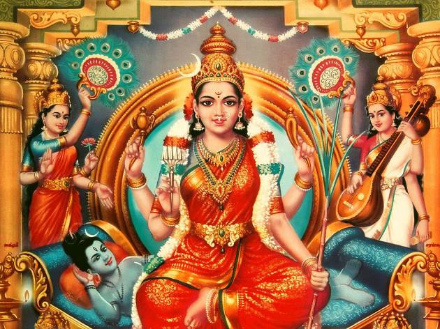 Devendra, dios Indra