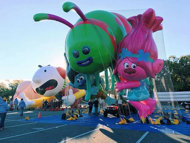 The new balloons coming to this year's Macy's Thanksgiving Day Parade