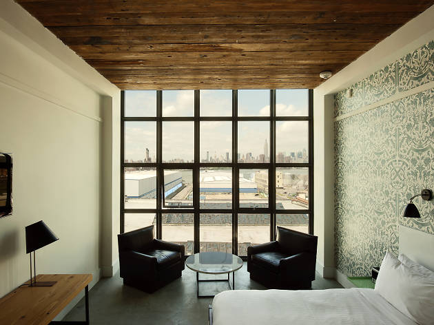 Check out the best hotels in Brooklyn