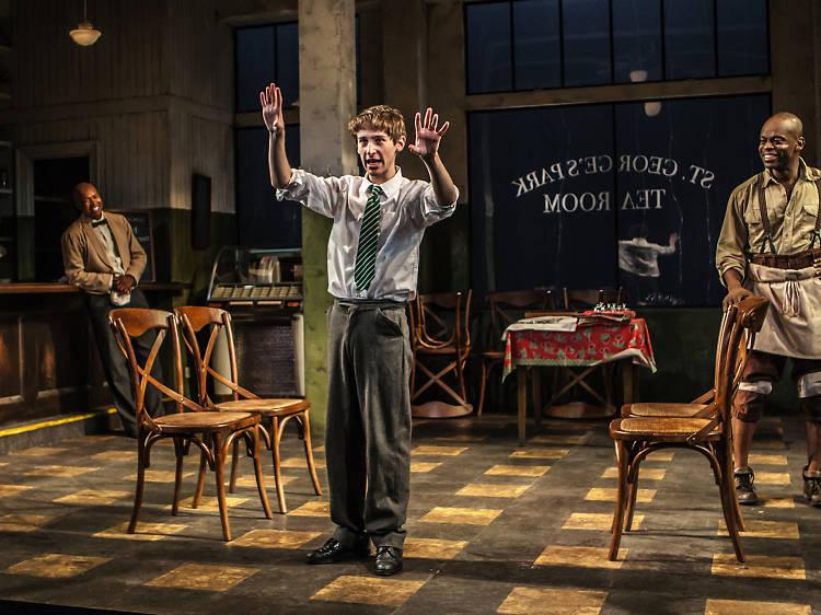 Theater and Broadway in New York: critics' picks