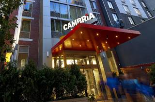 Cambria Hotel and Suites (Photograph: Courtesy Cambria Hotel and Suites)