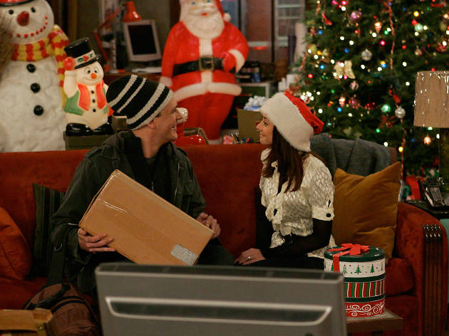 "How I Met Your Mother: ""How Lily Stole Christmas""- Temporada 2, episodio 11."