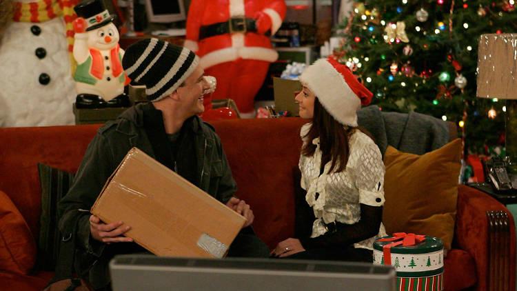 Title Capítulo de Navidad de How I Met Your Mother