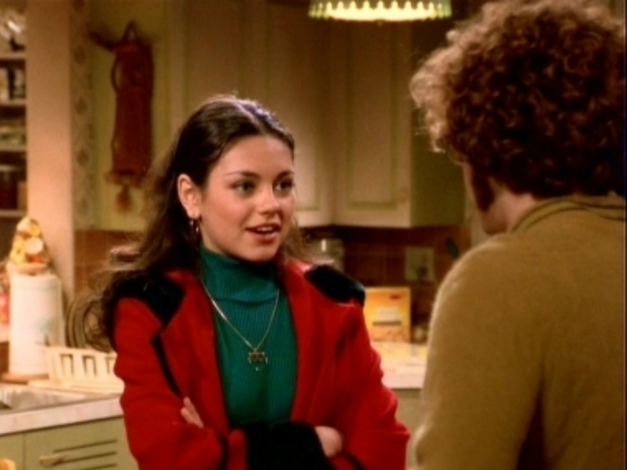 "That '70s Show: ""The Best Christmas Ever"" – Temporada 1, episodio 12."