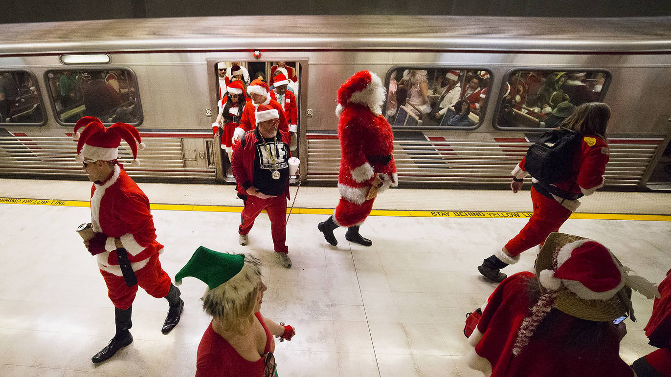 A guide to SantaCon