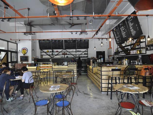 Vibes Café and Bistro