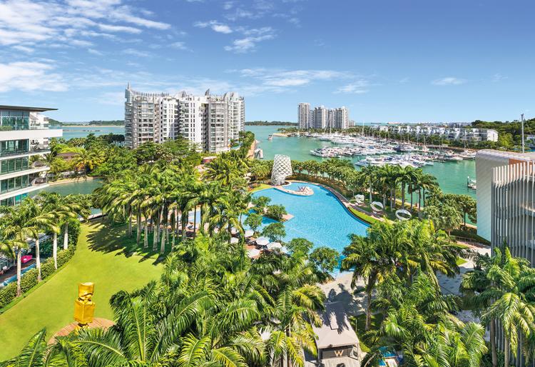 W Singapore Hotel Sentosa Cove